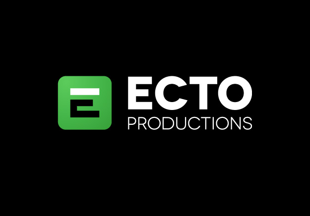 ECTO Productions branding/marketing